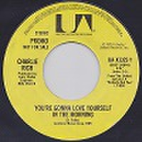 """CHARLIE RICH/You're Gonna Love Yourself In The Morning(中古7"""")"""