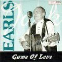 JACK EARLS/Game Of Love(CD)
