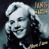 JANIS MARTIN/Here I Am(CD)