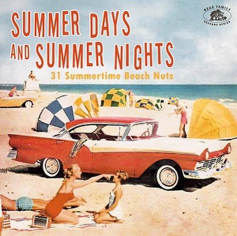 SUMMER DAYS AND SUMMER NIGHTS(CD)
