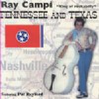 RAY CAMPI/Tennessee & Texas(CD)