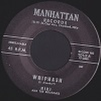 "RIKI & The RIKATONES/Whiplash(7"")"