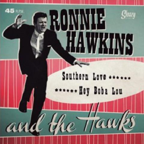 RONNIE HAWKINS/Southern Love