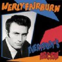WERLY FAIRBURN/Everybody's Rockin'(CD)