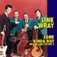 LINK WRAY/Some Kinda Nut(LP)