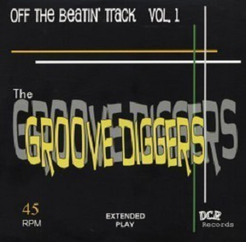 """GROOVE DIGGERS/Off The Beatin' Track Vol. 1(7"""")"""
