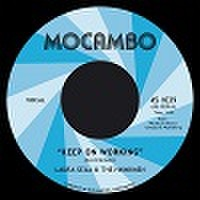 "LAURA SEIJA & THE HAWKMEN/Keep On Working(7"")"