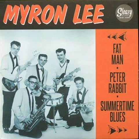 "MYRON LEE/Fat Man(7"")"