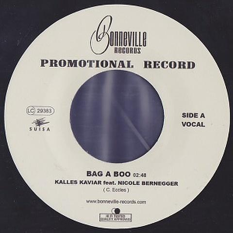 """KALLES KAVIAR/Bag A Boo(7"""")"""