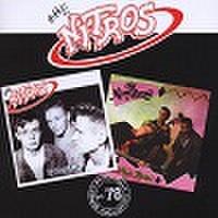 THE NITROS/Nightshades + Stompin' Beat(CD)