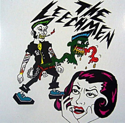 THE LEECHMEN/Drunk Intensions(LP)