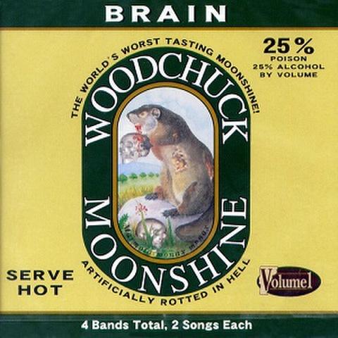 WOODCHUCK MOONSHINE(CD)