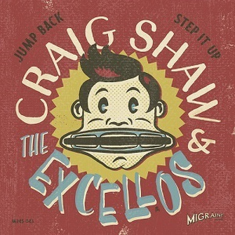"""CRAIG SHAW & THE EXCELLOS/Jump Back(7"""")"""