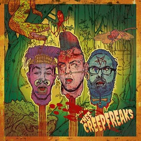 THEE CREEPFREAKS/Tales From Thee Creepfreaks(LP)