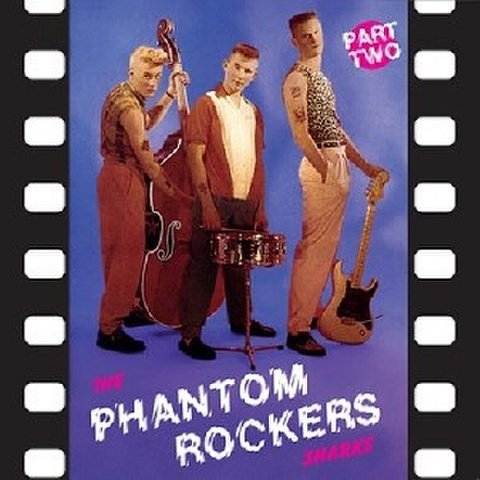 "THE SHARKS/Phantom Rockers Part 2(10"")"