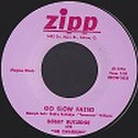"BOBBY RUTLEDGE/Go Slow Fatso(7"")"