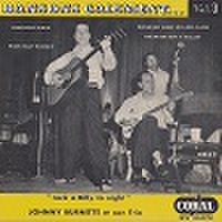 "JOHNNY BURNETTE/Dansons Gaiement Vol 1(7"")"