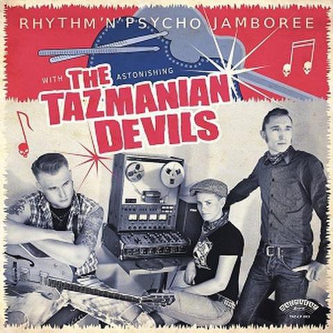 TAZMANIAN DEVILS/Rhtythm'n' Psycho Jamboree(LP)