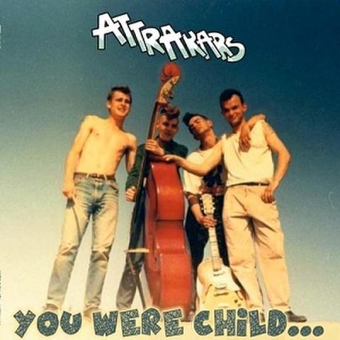 ATTRACKARS/You Were Child(LP*Alt Sleeve)