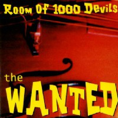 THE WANTED/Room of 1000 Devils(CD)