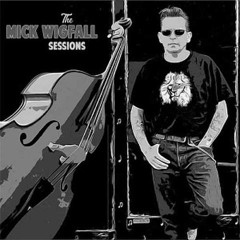MICK WIGFALL/Sessions(LP*Alt Sleeve)