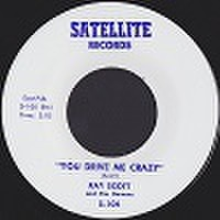 "RAY SCOTT/You Drive Me Crazy(7"")"