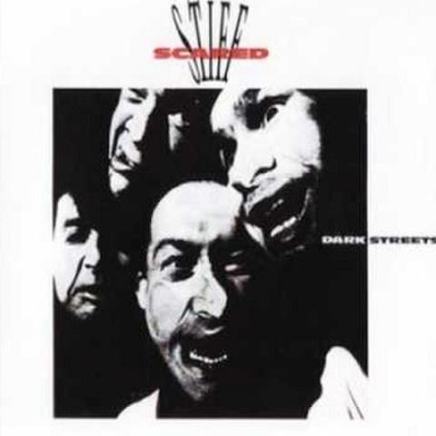 SCARED STIFF/Dark Streets(LP)