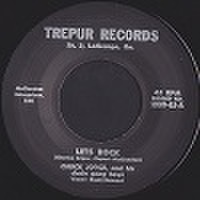 "CHUCK JOYCE/Let's Rock(7"")"
