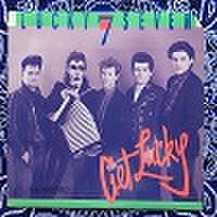 LUCKY SEVEN/Get Lucky(中古LP)