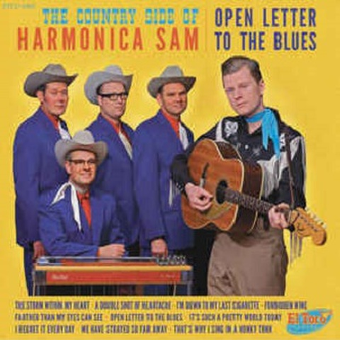 HARMONICA SAM/Open Letter To The Blues(中古CD)