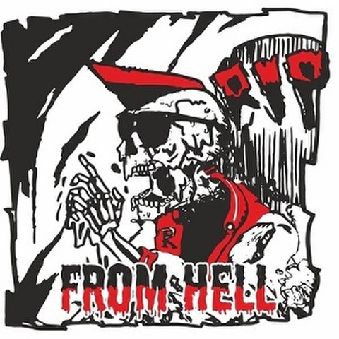 R.I.P/From Hell(LP*Alt Sleeve)