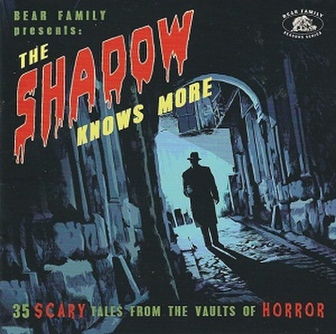 THE SHADOW KNOWS MORE(CD)