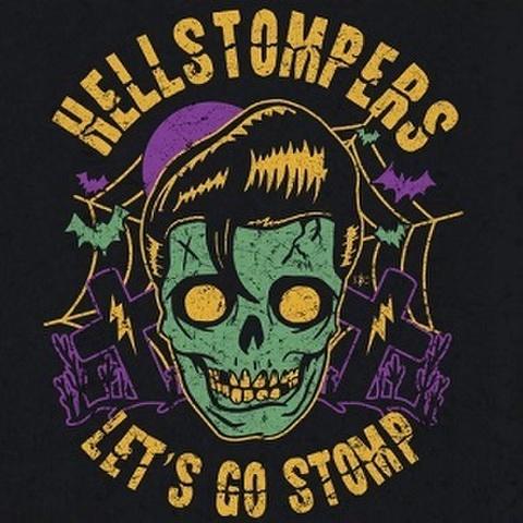 HELLSTOMPERS/Let's Go Stomp(LP)