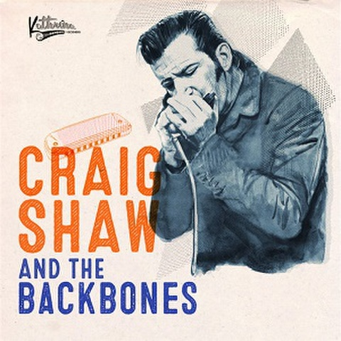 """CRAIG SHAW & THE BACKBONES/One Of These Days(7"""")"""