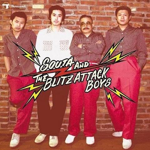 SOUTA AND THE BLITZ ATTACK BOYS/Same(CD)