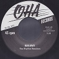 "THE RHYTHM REACTORZ/Run Away(7"")"