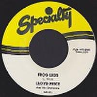 "LLOYD PRICE/Frog Legs(7"")"