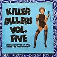 KILLER DILLAS Vol.5(中古LP)