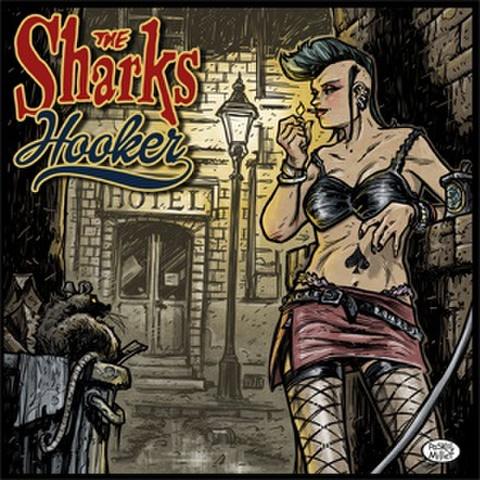 """THE SHARKS/Hooker (10"""")"""