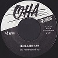 "THE HOT HOUSE FOUR/Heebie Jeebie Blues(7"")"