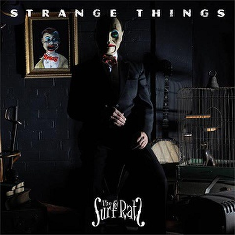 THE SURF RATS/Strange Things(LP)
