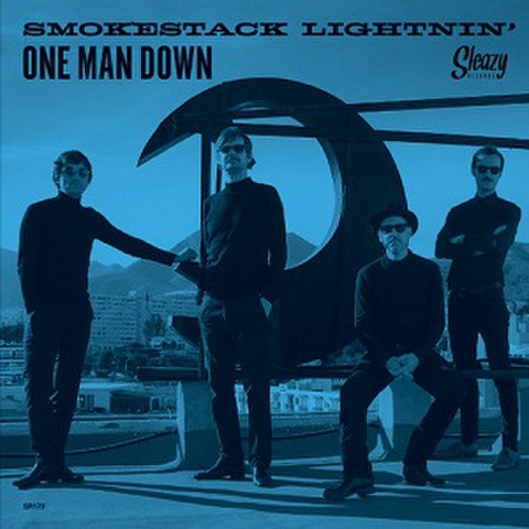 "SMOKESTACK LIGHTNIN'/One Man Down(7"")"