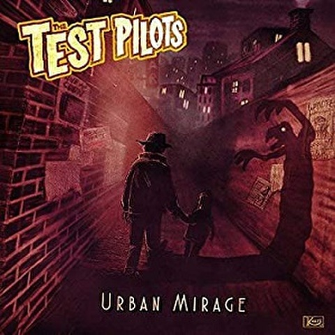 "THE TEST PILOTS/Urban Mirage(10"")"