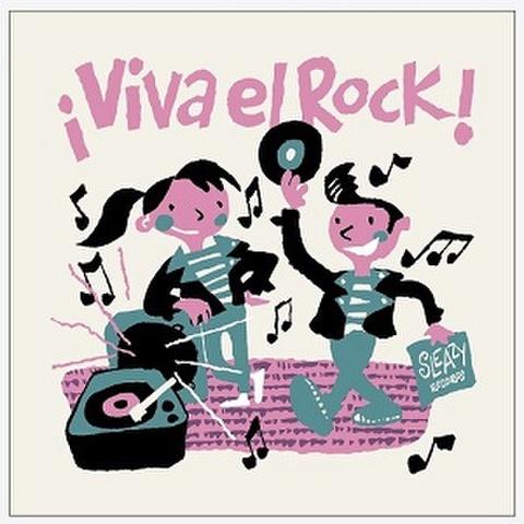 VIVA EL ROCK(LP+CD)