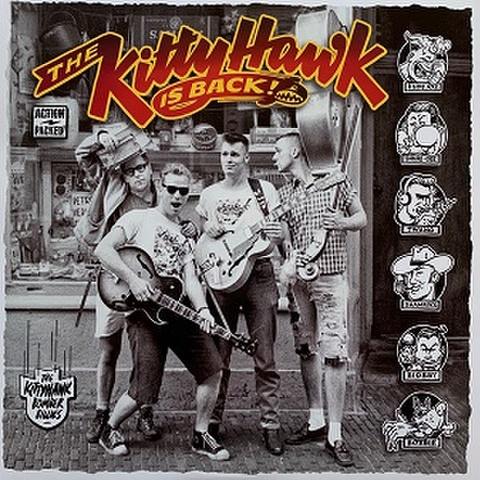 KITTYHAWK BOMBER BILLIES/The Kittyhawk Is Back(LP)