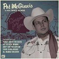 "PAT McGINNIS & HIS THREE STARS/Singin' for You(10"")"