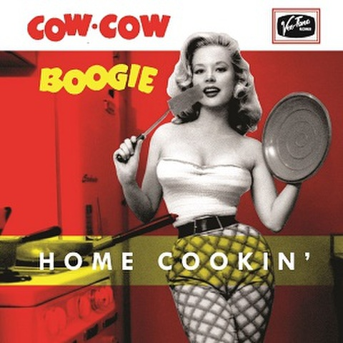 """COW COW BOOGIE/Home Cookin'(7"""")"""