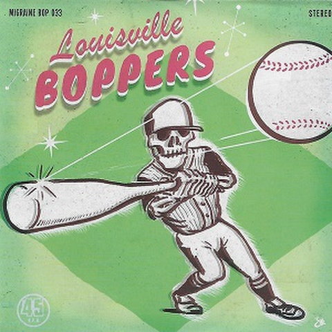 """LOUISVILLE BOPPERS/Meanest Thing(7"""")"""