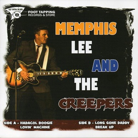 "MEMPHIS LEE & THE CREEPERS/Same(7"")"