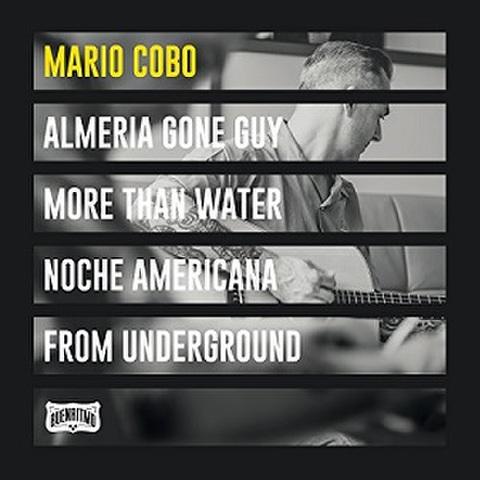 """MARIO COBO/Almeria Gone Guy(7"""")"""